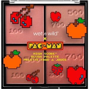 wet n wild Makeup - New Wet N Wild Pac Man High Score Blush Palette